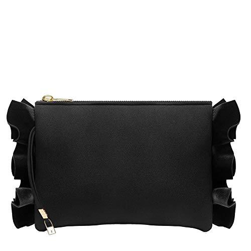 Mujer Negro Save 35x21x4cm Cruzados Para Bolso My Bag 1rwxw4qXY