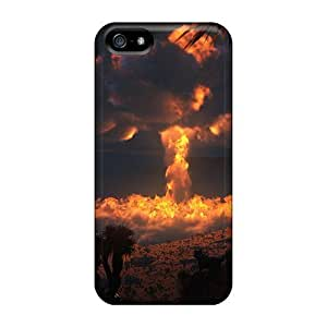 Travers-Diy Anti-scratch And Shatterproof Rough Sky cell phone case cover For Iphone 5LsSqurqFDV 5/5s/ High Quality case cover