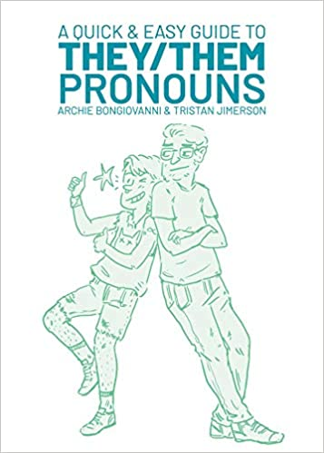 534ce58936 Amazon.com: A Quick & Easy Guide to They/Them Pronouns ...