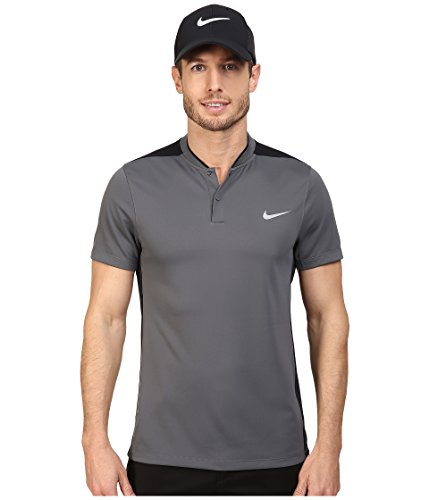 Mens Nike MM Fly Sphere Blocked Golf Polo-802832-021-S