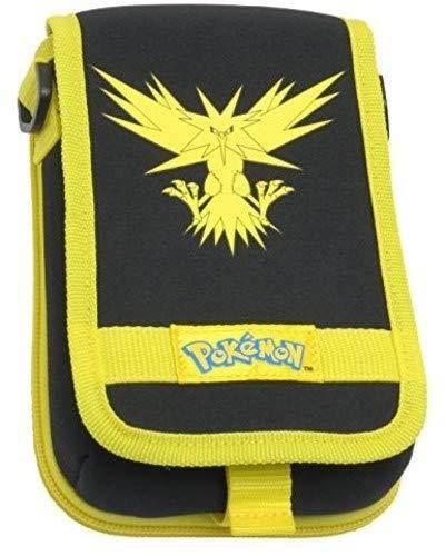 HORI Nintendo 3DS Pokemon Zapdos Travel Pouch - Yellow - 3DS-507U ()