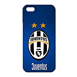 3D Juventus Phone Case for for IPhone 5 5s Classical Style Serie A 3D Juventus Logo Cover Case Fit IPhone 5 5s