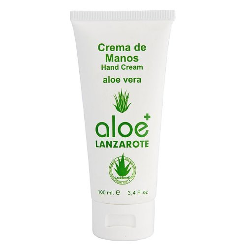 Aloe Plus Lanzarote. Aloe Vera Handcreme