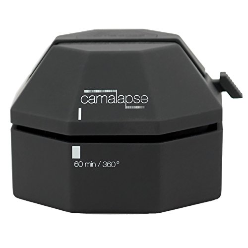 camalapse mobile - a rotating/panning timelapse accessory for smartphones by camarush