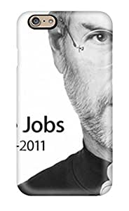 Nannette J. Arroyo's Shop Quality Case Cover With Beautiful Steve Jobs Ipod Touch Nice Appearance Compatible With Iphone 6