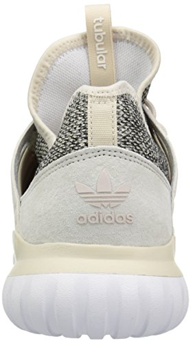 Collegiate adidas Clear Radial Brown Black Silver Synthétique Baskets Tubular AAwSqn4fP
