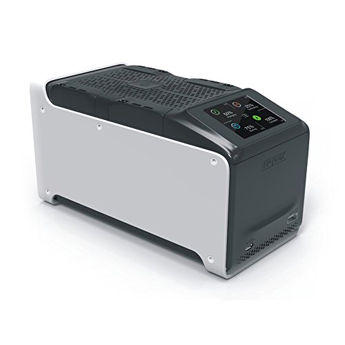 (EVPEAK 4-Channels 500Watt 4x8A/CH Rapid Speed Battery Charger Phantom 2/Phantom 3/Phantom4 /Inspire 1/Mavic/M600/M100 Drones Muti-Function Charger 5V 2A USB Port)