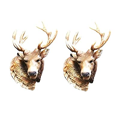 2 Piece Animal Fridge Magnet Set (Assorted Beasts)
