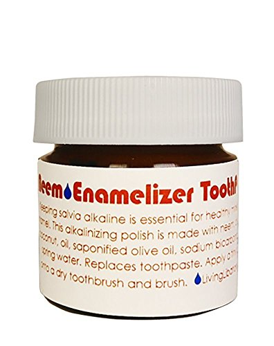 Living Libations - Organic / Wildcrafted Neem Enamelizer Toothpaste (.5 oz / 15 ml)