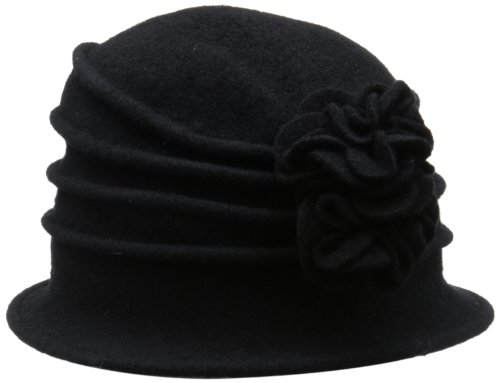 scala-womens-boiled-wool-cloche-hat-with-flower-black-one-size