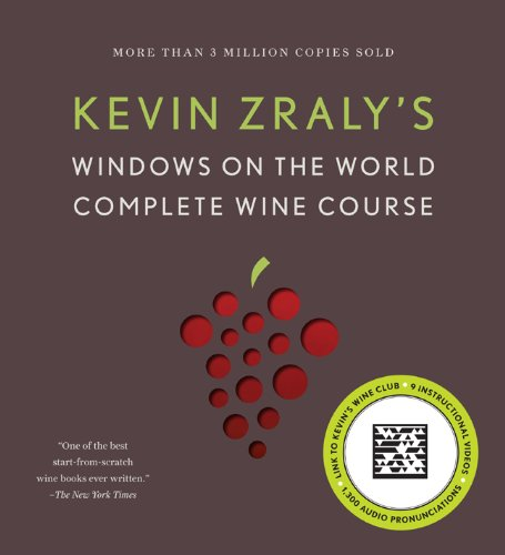 Kevin Zraly's Windows on the World Complete Wine Course (Kevin Zraly's Complete Wine Course) by Kevin Zraly