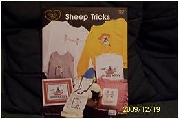 Book Sheep Tricks Cross Stitch Patterns