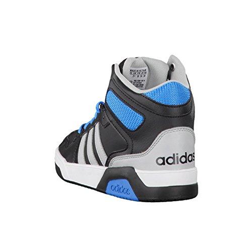 adidas NEO Kinder Sneaker BB9TIS MID K core black/clear onix/solar blue2 s14 38