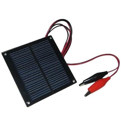 Sunnytech 0.5w 5v 100ma Mini Small Solar Panel Module DIY Polysilicon Solar Epoxy Cell Charger B016 : Garden & Outdoor [5Bkhe0808817]