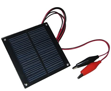 Amazon.com: Sunnytech 0.5w 5v 100ma Mini Small Solar Panel ...