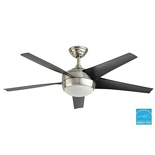 Living room ceiling fan amazon 52 windward iv large room ceiling fan mozeypictures Images