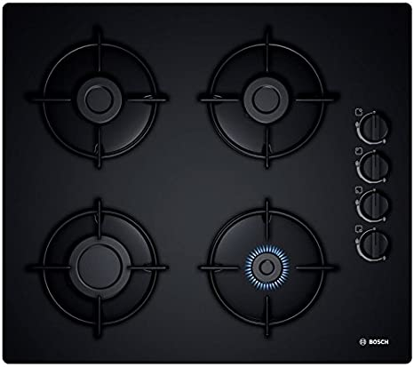Bosch POP6B6B10 Incasso Gas Nero piano cottura: Amazon.it: Casa e cucina
