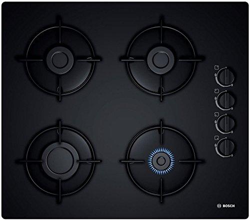 Bosch POP6B6B10 Incasso Gas Nero piano cottura: Amazon.it: Grandi ...