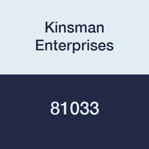 Kinsman Enterprises 81033 Amputee Padded Cushion, Left Extension, 16