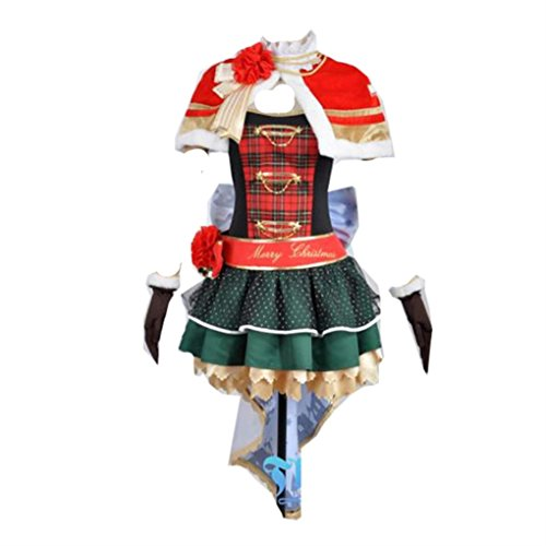 Love Live Christmas Awaken Yazawa Nico Cosplay Costume (Live Christmas Love Nico)
