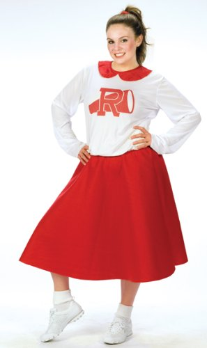 Grease Rydell Cheerleader Plus Halloween or Theatre Costume