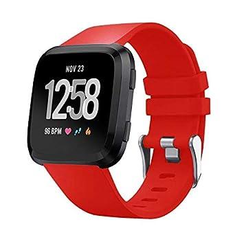 Wekin Fitbit Versa Bandas, Correa de Repuesto Ajustable para Fitbit Versa SmartWatch Fitness