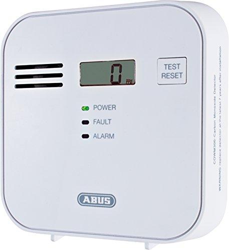 41vjcWPZSJL ABUS Kohlenmonoxid-Warnmelder COWM300 CO-Melder   LCD-Display inkl. CO-Konzentration   7 Jahre Sensor   Prüftaste   bis…