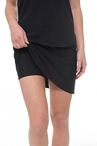 Undercover Waterwear Ladies Mini Skirt with ATTACHED SHORTS INSIDE 3x (Attached Mini Skirt)