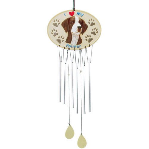 Pointer 2010 Calendar (Pointer Wind Chime by Spoontiques, Inc.)