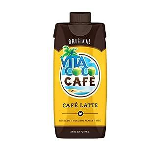 Vita Coco Café Latte, Original, 11.1 Ounce