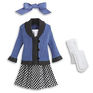Amazon.com: American Girl Rebecca School Outfit: Toys