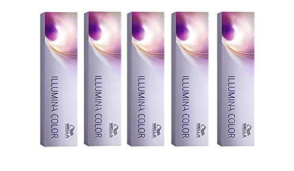 Wella Professionals Illumina Color 10/1 - Tinte de coloración ...