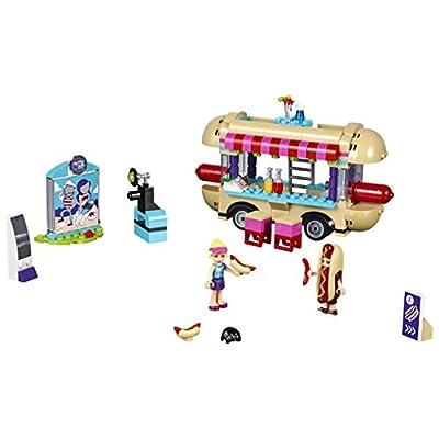 LEGO 41129 Friends Amusement Park Hot Dog Van: Toys & Games