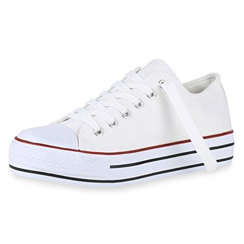 Base Espadrille Weiss De Damen Vie Chaussures Plateau Glitzer nw40EOYqA