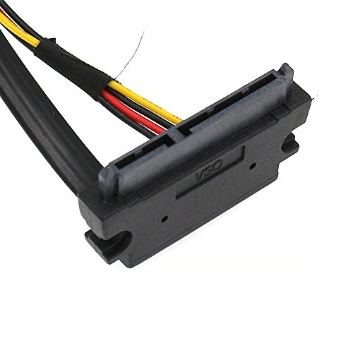 Generic New Hard Drive HDD Optical Drive SATA Power Cable for Lenovo C540 C560 Series Replacement Part Number VBA00_HDD_CABLE DC02001MU10 VSO by Generic (Image #3)