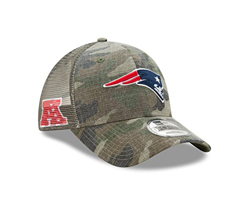 7ac5e22ce41 New England Patriots Camouflage Hats at Amazon.com