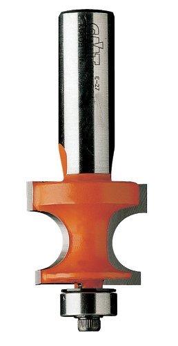 CMT 861.048.11 Corner Beading Bit, 1/4-Inch Shank, 3/16-Inch Radius, Carbide-Tipped