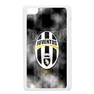 iPod Touch 4 Case White Juventus Football 005 Exquisite designs Phone Case KM524J51