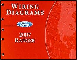 2007 ford ranger wiring diagram manual original: ford motor company:  amazon com: books