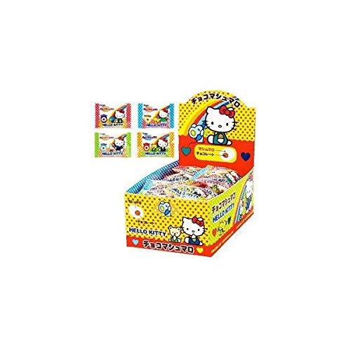 Hello Kitty Chocolate Marshmallow 30p Japan Original DAGASHI -