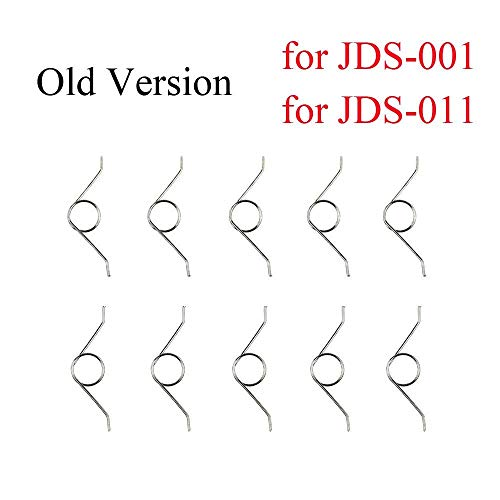Price comparison product image 10 pcs R2 L2 Trigger Buttons Springs for PS4 Old Version JDS-001 and JDS-011 Controller Spring