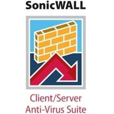 (Client/Server Anti-Virus 10u 3y)