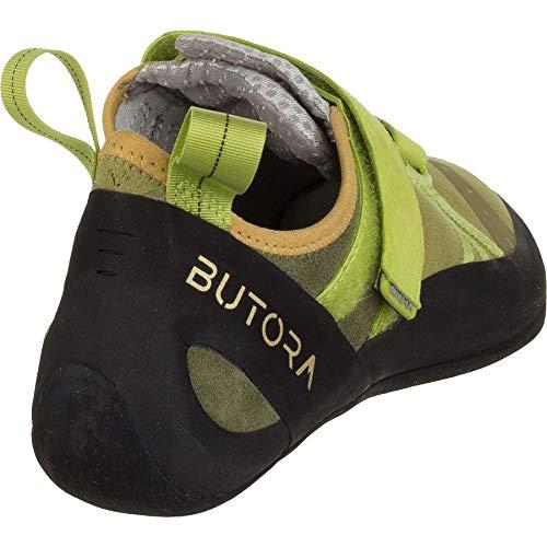 10 Moss Butora Mens Endeavor Moss Wide Fit Rock Climbing Shoe