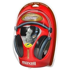 MAXELL-HEADPHONES HP-2000 STUDIO SERIES FULL EAR EIGITAL