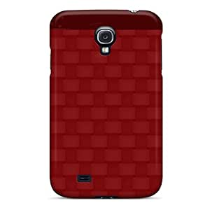Scratch Protection Hard Phone Covers For Samsung Galaxy S4 With Unique Design HD Washington Redskins Skin MansourMurray