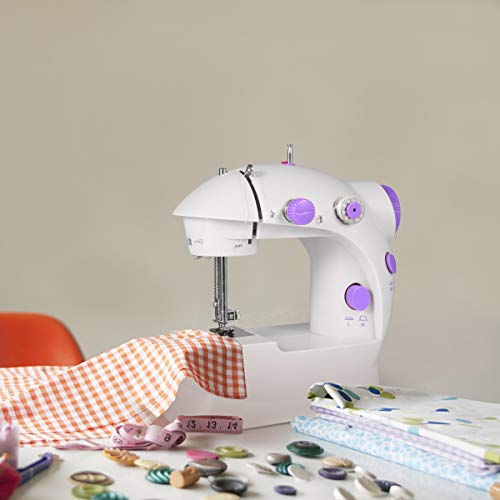 VOOCO Singer 9340 Signature Computerized Sewing Machine with 340 Built-In Stitches, Extension Table & Bonus Accessories