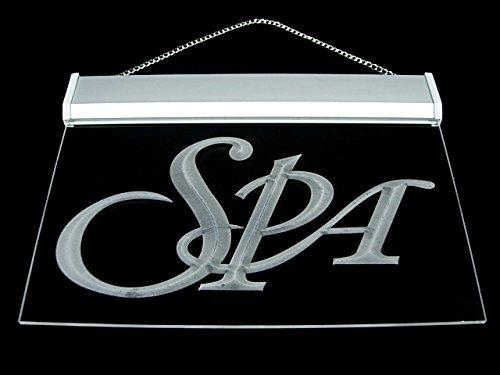 Spa Led Light Sign