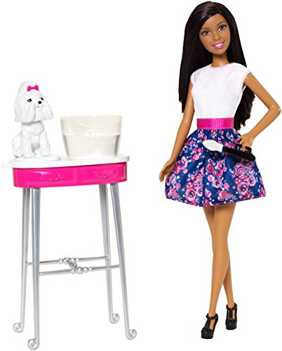 Search : Barbie Color Me Cute African-American Doll