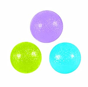 Gaiam Hand Therapy Kit Exercise Ball from Gaiam