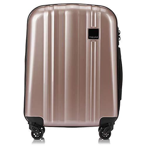 Tripp Blush Absolute Lite Cabin 4 Wheel Suitcase
